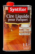 Cire Liquide Parquet Syntilor