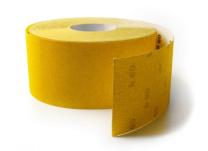 Papier abrasif au mètre largeur 115 mm grain 60